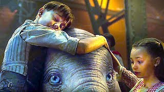 Disney's DUMBO Movie Trailer (Live Action Film) Tim Burton - 2019