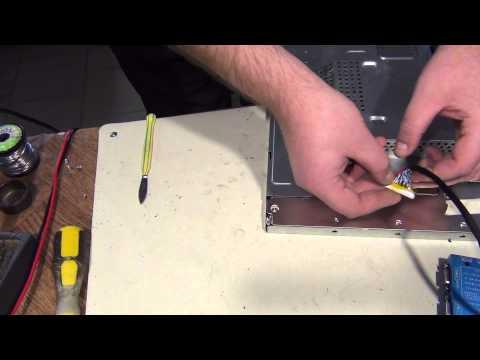 видео: Продолжаем тестировать прибор для проверки матриц lcd