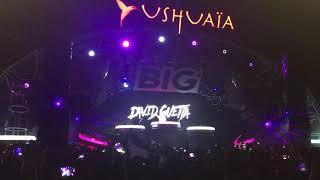 David Guetta ushuaia ibiza 2017