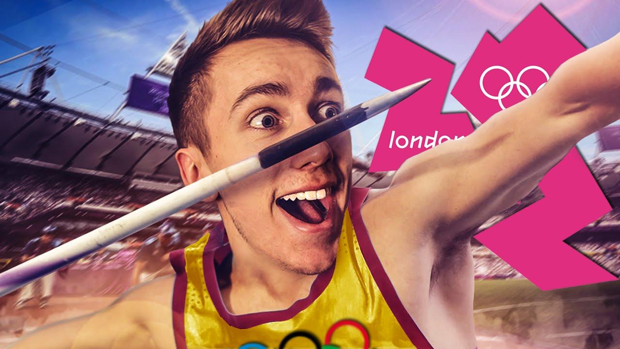 BEST OF SIDEMEN LONDON 2012 OLYMPICS! - YouTube