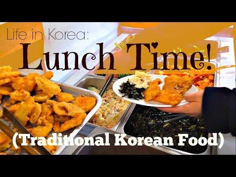 Life in Korea | What We Eat - Traditional Korean Food