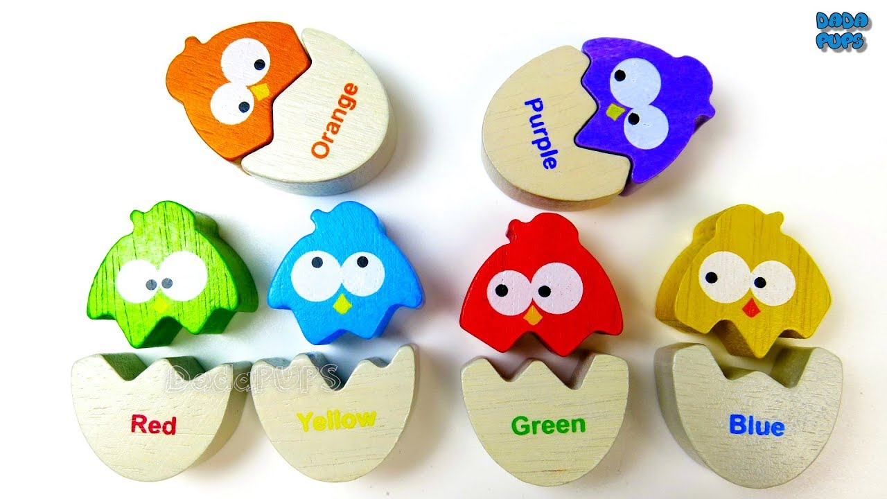 learn colors with owls learn colours colors colors for kids