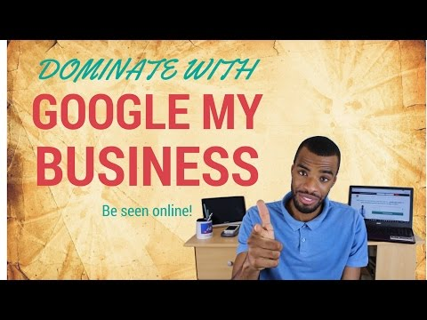 Google my business & Why you should create a Google my business account