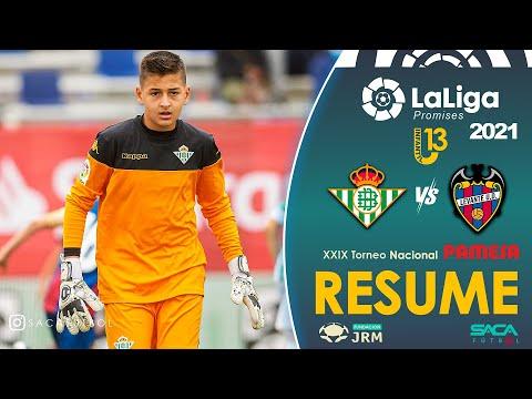 Real Betis vs Levante UD   LaLiga Promises U13 Infantil 2021