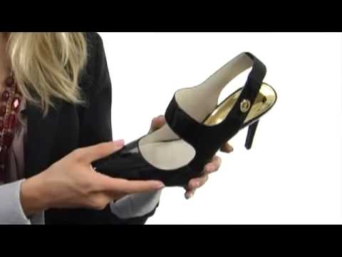 ee4da76be7f4 MICHAEL Michael Kors Sivian Sling SKU  8171462 - YouTube