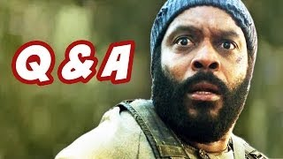 The Walking Dead Season 4 Q&A - Lizzie Is Crazy Edition