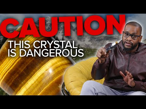 Beware Of This CRYSTAL - Tigers Eye Crystal REVIEW