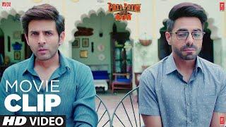 Tum Phele Ho Jiski Biwi Bhaag Gayi | Comedy Scene|Pati Patni Aur Woh | Kartik A,Bhumi P, Ananya P