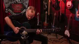 "Andy McKee - ""Myth Maker"" Ernie Ball Set Me Up Session"