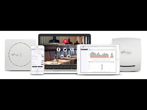 Administrer et Sécuriser votre réseau Wifi avec WatchGuard
