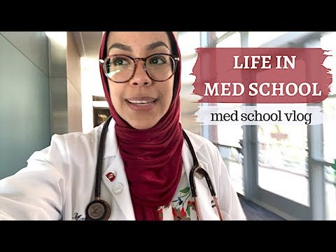 LIFE IN MED SCHOOL - First year student