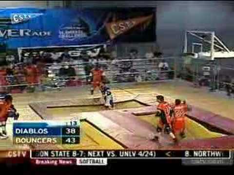 Slamball Takes Flight