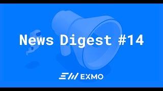 Рейтинг Cardano и Cosmos выше Bitcoin и Ethereum | EXMO News Digest #14