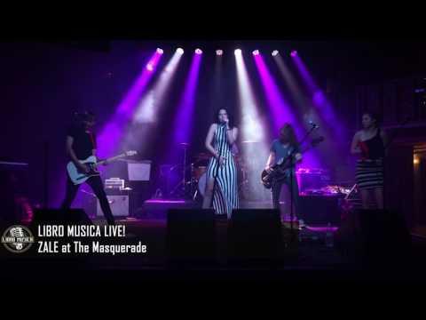 Libro Musica Live! ZALE performing