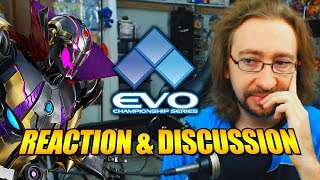 MAX REACTS/DISCUSSION: MVCI & Evo Game Announcements