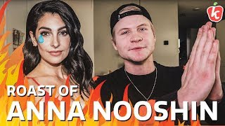 THE ROAST OF ANNA NOOSHIN | Kalvijn