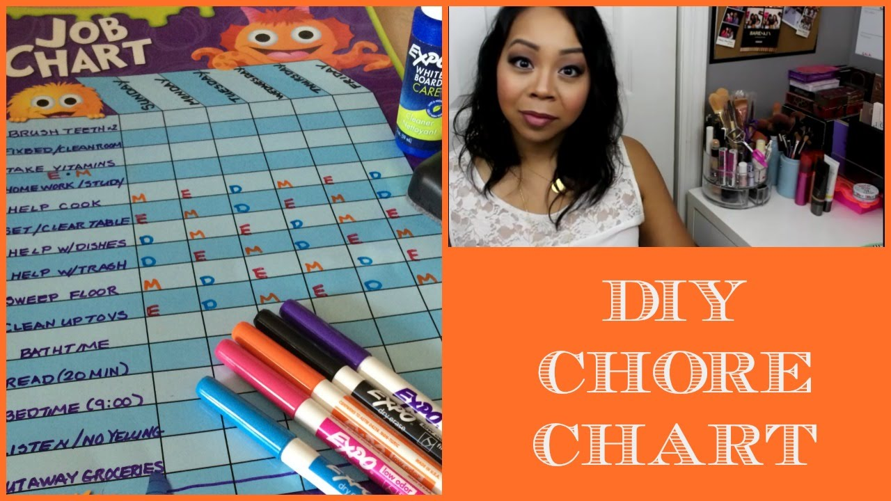 Schedule Board Kids Ideas Make
