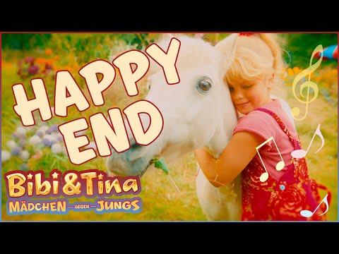 BIBI & TINA 3 - Mädchen Gegen Jungs - HAPPY END - Offizielles Musikvideo!   (Jetzt im Kino)