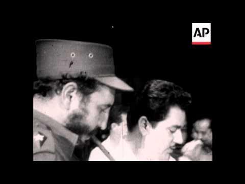 FIDEL CASTRO - CUBAN REVOLUTIONARY