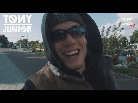 'NEW SHOES & ALMOST DIED' TONY JUNIOR VLOG #10