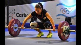 Кристина Новицкая - Мастер спорта международного класса