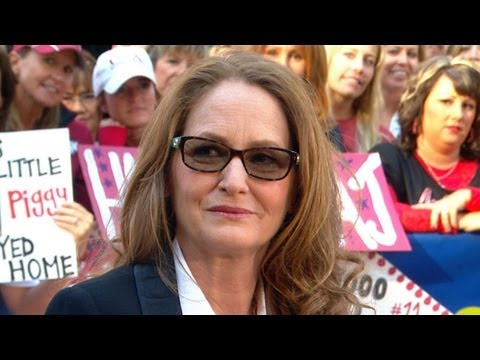 Melissa Leo Was 'Terrified' of Her Role in 'Prisoners'