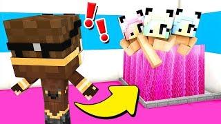 ENTRO NELLO SPOGLIATOIO DELLE RAGAZZE!! - Scuola di Minecraft #31