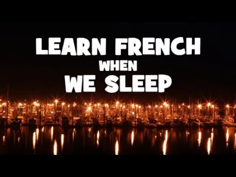 Learn 1800 French phrases while we sleep