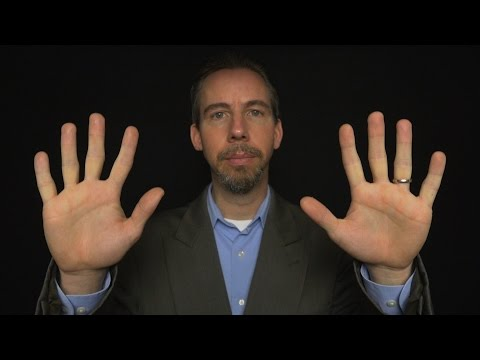 Calming Hand Movements for ASMR Relaxation & Sleep