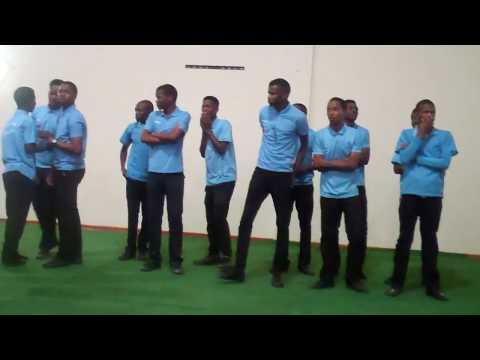 BIUST Clap'n Tap Gospel Choir 2017   Amateur video