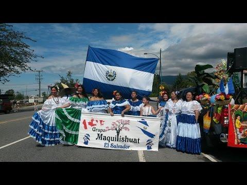caribbean festival Parade 16 North Vancouver