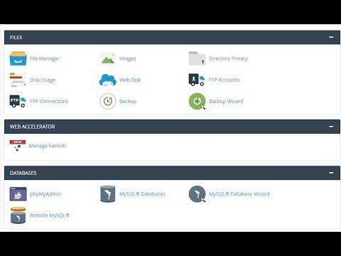 Install WordPress in Cpanel or Live server | Wordpress install ...