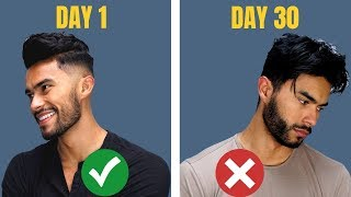 I STOPPED Taking Care Of Myself For 30 Days