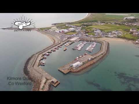Kilmore Quay Co Wexford Drone Flight.