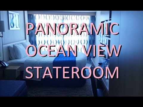 Panoramic Ocean View Stateroom - Royal Caribbean Liberty of the Seas