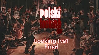 Locking Tai vs Shiney - Polski Locking 1vs1 zaawansowani Finał