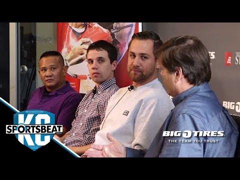 SportsBeat KC #87: SBKC Hits The Road To Talk Chiefs, High School Football ... And Turkey