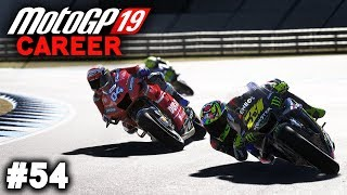 ITS NOW OURS TO LOSE!! DOMINATION! | MotoGP 19 Career Mode Part 54 (MotoGP 2019 Game PS4 Gameplay)