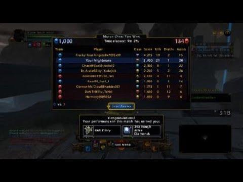 Neverwinter Mod 12 GF  Iron vanguard PVP ThunderHead