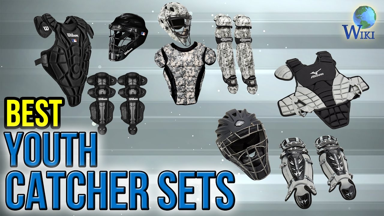 8 Best Youth Catcher Sets 2017 Youtube