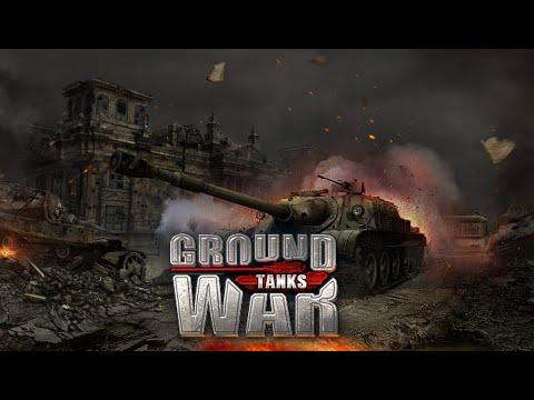 С чего начать в игре Ground War Tanks