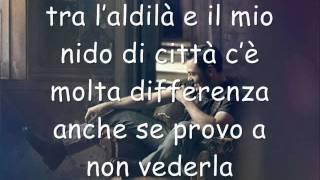 Tiziano Ferro - Per Dirti Ciao (Testo)