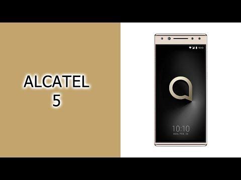 Первый взгляд на Alcatel 5