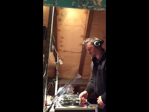 Massie @ Annihilating Hardgroove Rhythms part 1 special vinyl video set 25 feb 2017