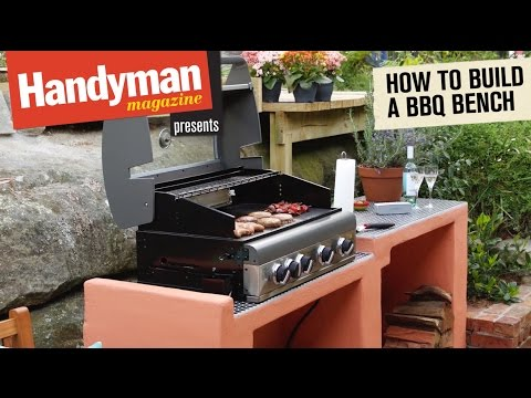 How to Install A Built-in Matador Barbecue