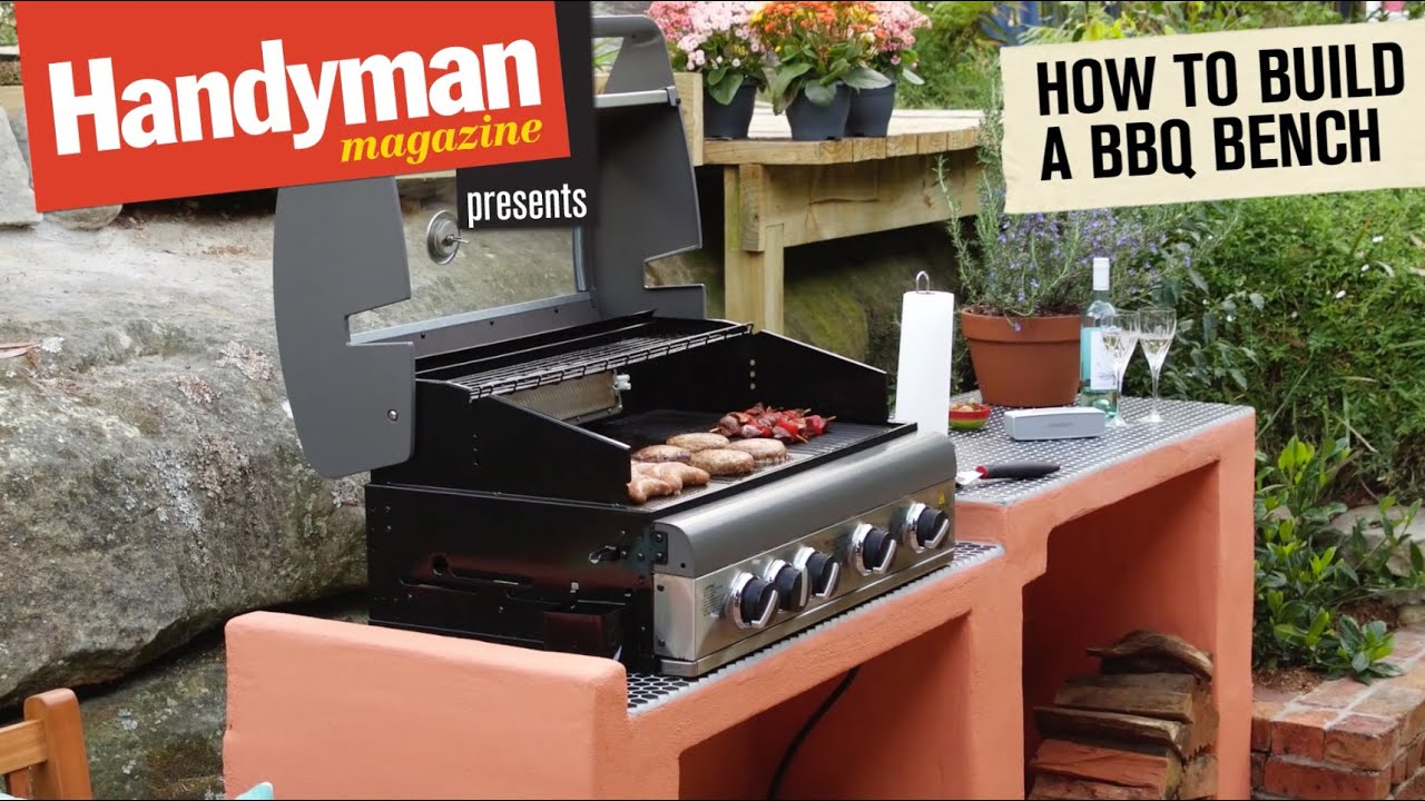 How To Install A Built In Matador Barbecue