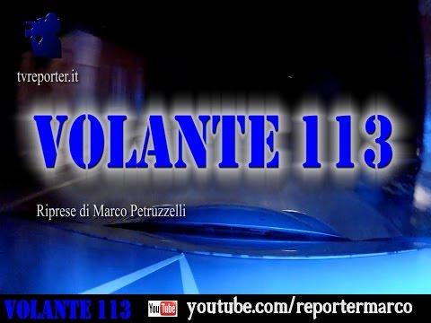 Emergenza in primo piano #VOLANTE113
