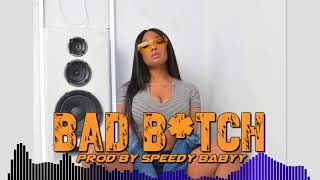 Megan Thee Stallion ft. Blueface Type Beat - Bad Bitch (Prod By Speedy Babyy)