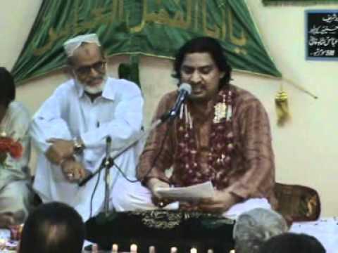 sohail shah in mirpoorkhas recites kalam na karna and goad mn.