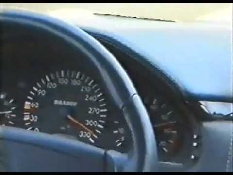 Mercedes-Benz Brabus W210 E 7.3l V12 - 330km/h